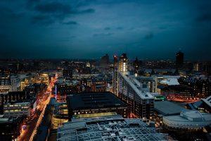 Manchester South Skyline