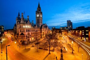 Manchester Townhall