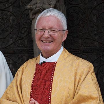 Adrian Dorber - Dean of Litchfield