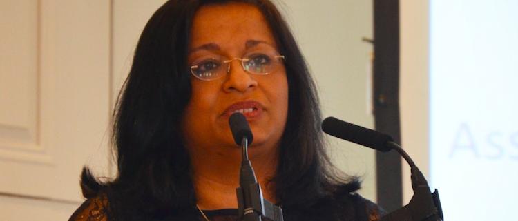 Sacred Space 2018 Professor Mona Siddiqui Mona Siddiqui